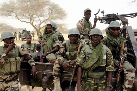 Sojoji 47 ne Boko Haram suka kashe mana>>Rundunar sojin Najeriya
