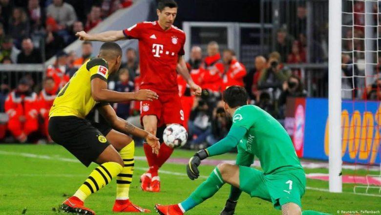 Hukumar wasannin kwallon kafa ta Jamus  DFL ta dakatar da wasannin Bundesliga