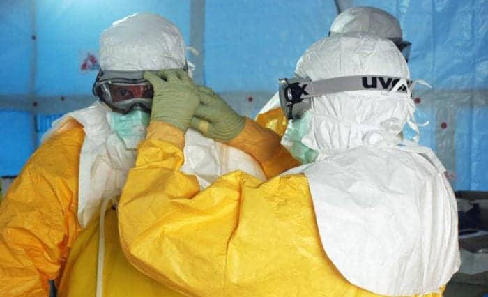 An daure tsohon ministan lafiya na Kongo bisa zargin sace kudaden Ebola
