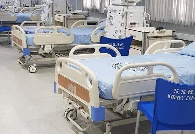 Wadannan hotunan bana gurin da muka ware dan kula da masu cutar Coronavirus/COVID-19 bane>>Gwanan Borno