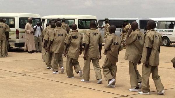 Boko Haram na mika kansu ga sojin Najeriya