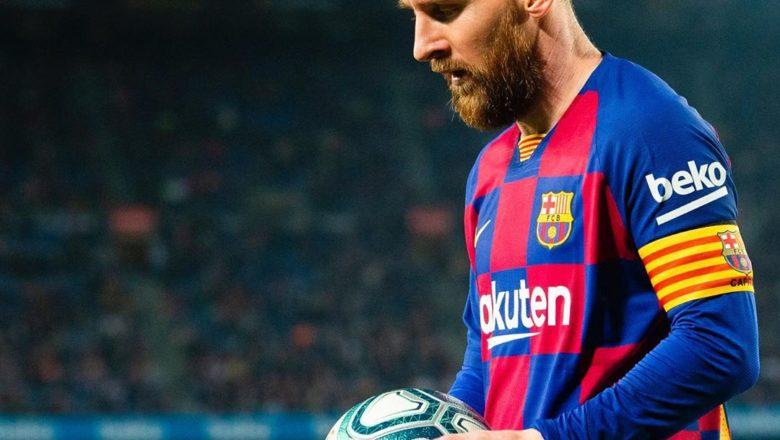 An gayawa tauraron Barcelona Messi cewa cin kwallaye daya keyi ba baiwa bane