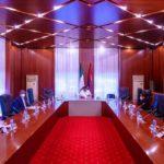 Shugaba Buhari da gana da ministar kudi da karamin ministan Mai da shugaban NNPC