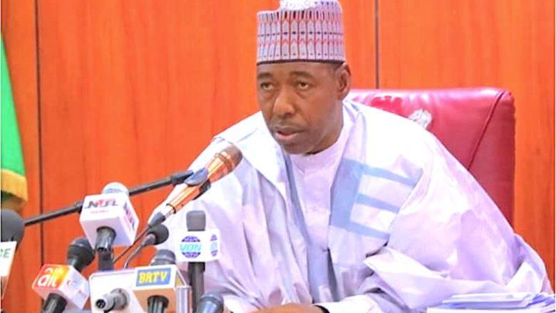 Jihar Borno tace a Ci gaba da Sallah sannan ta cire dokar hana zirga-zirga gaba daya