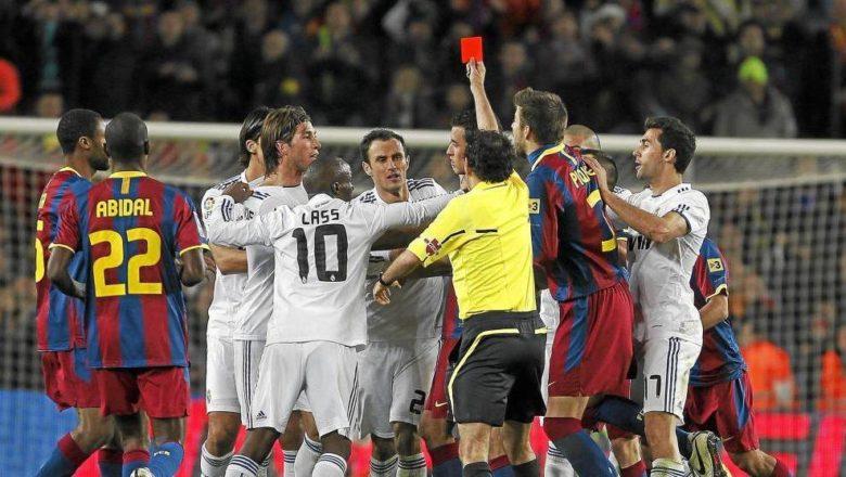 Iturralde Gonzalzez: kashi 90 bisa 100 na alkalan wasa masoyan Madrid ne