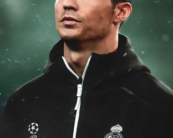Ronaldo zai cigaba da yin atisayi tare da sauran abokan aikin shi yayin da suke shirin fara yin atisayin a kungiyance