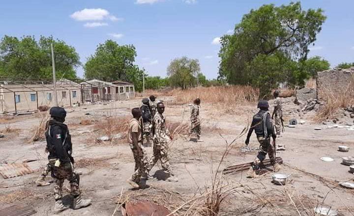 BABBAR NASARA DAGA ALLAH: Sojojin Nijeriya Sun Kashe 'Yan Boko Haram Da Dama A Jihar Borno
