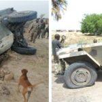 Hotuna:Tankar yaki da sauran makamai da sojojin Najeriya suka kwato daga Boko Haram
