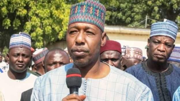 Zulum ya bada umarnin biyan albashin watan Mayu a Borno