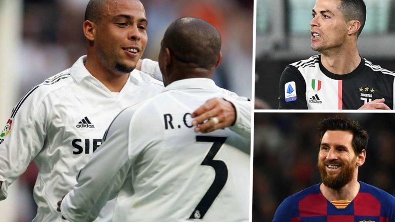 Roberto Carlos: Ronaldon Brazil ne zakaran kwallon kafa kuma ba za'a taba hada shi da Cristiano Ronaldo, Messi ko Neymar ba
