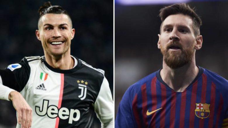 Ji abinda Messi yace da aka tambayeshi zai ba Cristiano Ronaldo kwallo idan suka buga wasa tare?