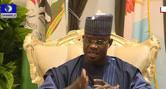 Gwamna Yahaya Bello ya cire dokar hana zirga-zirga a Kabba yace babu Coronavirus/COVID-19 a jihar Kogi