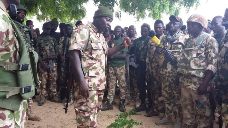 Da Dumi-Dumi: Boko Haram Sun Kashe Sojojin Najeriya 6 A Wani Sabon Hari A Kan Kauyukan Borno