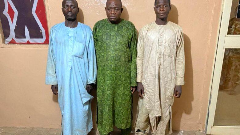 Hotuna:Sojojin Najeriya sun kubutar da mutane 5 da aka yi garkuwa dasu da kuma kwato dabbobi 714 a Sokoto da Zamfara