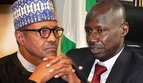 Ka hukunta wanda suka ci amanar aikin da aka basu>>PDP ta gayawa shugaba Buhari