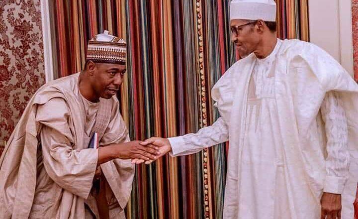 Buhari yayi kokari a yaki da Boko Haram idan aka kwatanta da shekarun 2011 zuwa 2015>>Gwamna Zulum