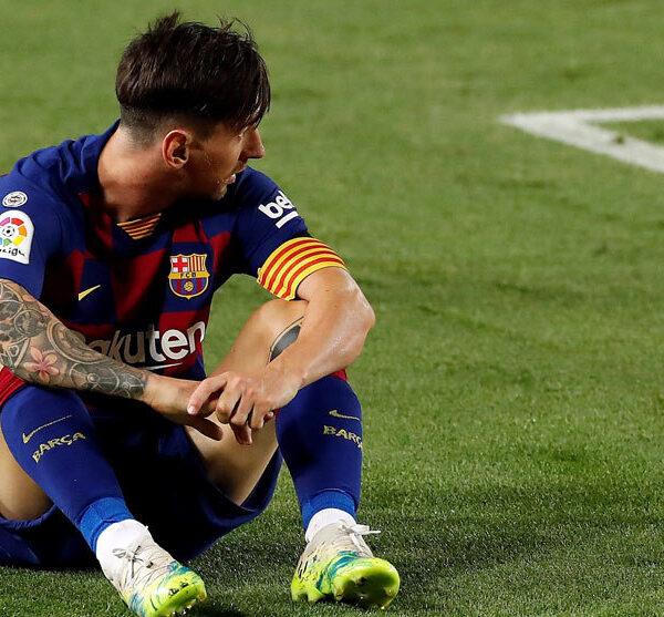 Ya kamata Barcelona su daina dogara ga Messi shi kadai>>Ferrer