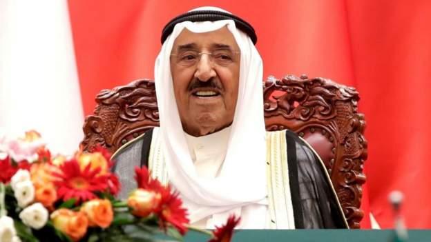 Allah yawa Sarkin Kuwait Rasuwa