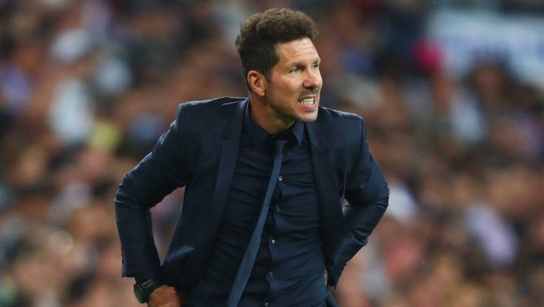 Kocin Atletico Madrid, Diego Simone ya kamu da cutar Coronavius/Covid-19