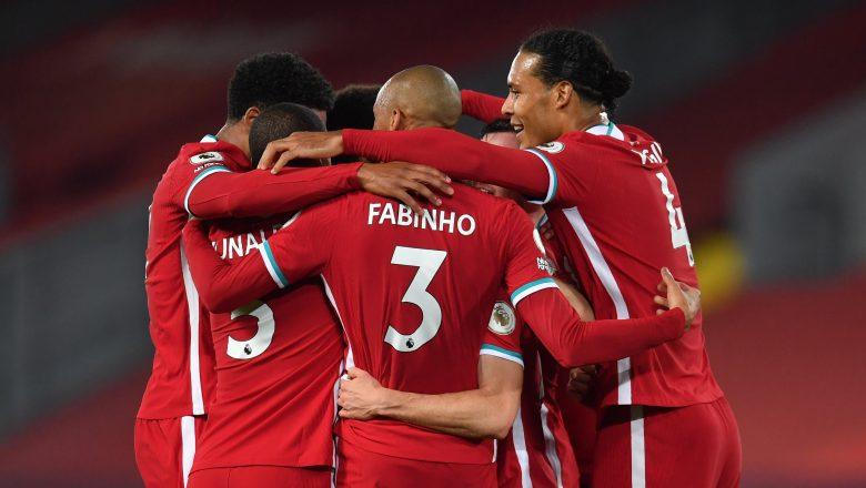 Liverpool 3-1 Arsenal: Diego Jota ya zamo dan wasa na 33 daya taimakawa Klopp yaci kwallaye 400 a Liverpool