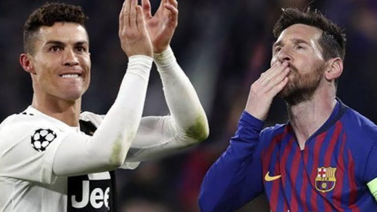 Messi ya kerewa Ronaldo inda ya zama dan wasa na daya mafi Daraja a Duniya