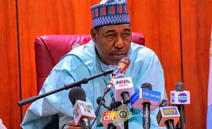 ZABEN 2023: Zulum Ne Ya Kamata Ya Shugabanci Nijeriya>>Sheikh Gadon Ƙaya