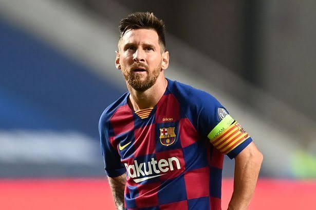 Babban burina a yanzu shine na lashe kofin duniya da kasar Argentina>>Messi