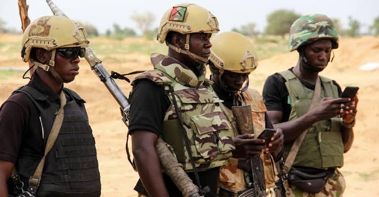 Sojojin Najeriya sun kashe Boko Haram da dama