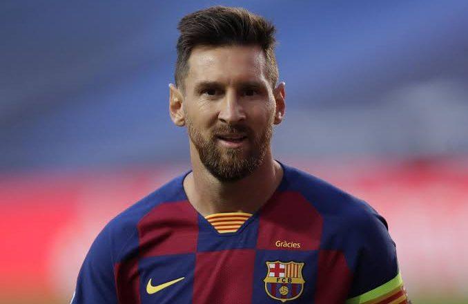 Mun tanadi kudin siyen Messi a kaka me zuwa>>Manchester City