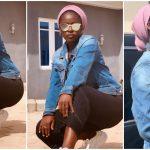 Nafisa Abdullahi ta haskaka a wadannan hotunan