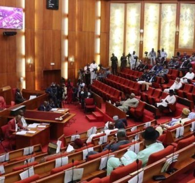 Senate Forwards Confirmation Of Prof. Yakubu, Others To Relevant Committees