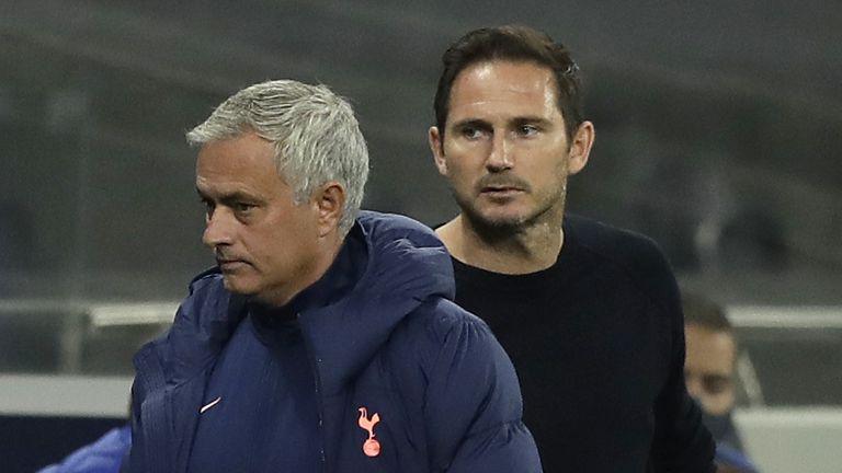Akwai kyakkawar alaka tsakanina da Mourinho amma, aikin koci ya fara kawo mana tangarda a lamuran mu>>Lampard