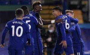 West Ham 0-3 Chelsea: A karo na farko Timo Werner ya buga wasanni bakwai a jere ba tare da ciwa kungiyar shi kwallo ba tun shekara ta 2016