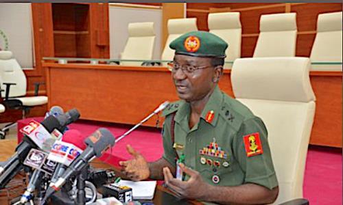 Boko Haram na sayen takin zamanindan hada Bom>>Sojojin Najeriya