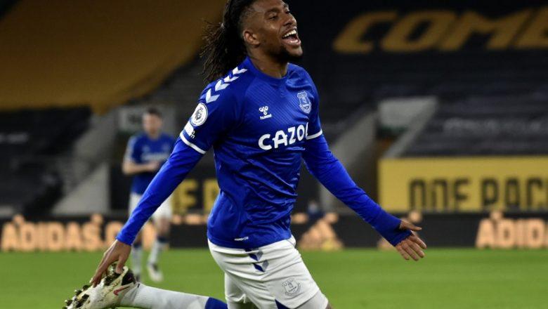 Alex Iwobi ya taimakawa Everton ta lallasa Wolves daci 2-1