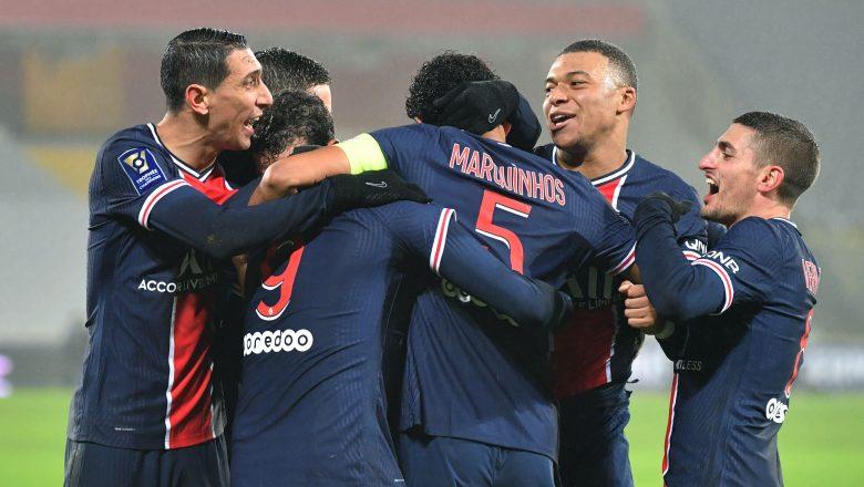 Marseille 1-2 PSG: Mauricio Pochettino ya lashe kofi karo na farko cikin kwanaki 11 kacal daya fara jagorantar PSG