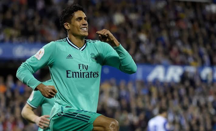Da Dumi Dumi: Varane na son canja sheka daga kungiyar Real Madrid