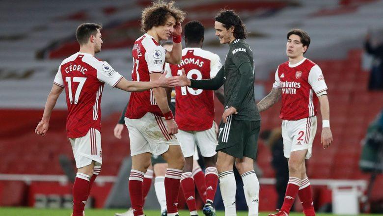 Arsenal 0-0 Manchester United: A karin farko United ta buga wasanni 18 wanda bana gida ba a jere ba da shan kashi ba