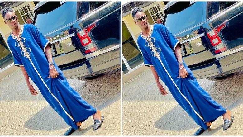 Hotuna:Ado Gwanja ya nuna sabuwar motarsa