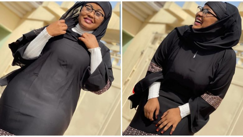 Sabbin Hotunan Hadiza Gabon