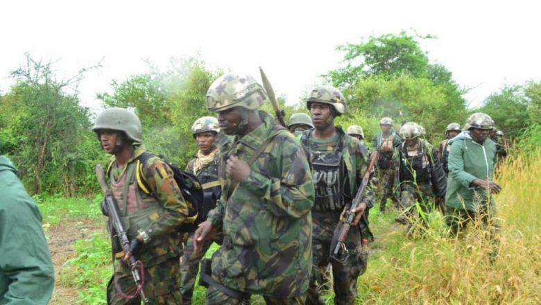 Da Duminsa: Sojojin Najeriya sun samu gagarumar nasara akan Boko Haram inda suka kashe 64