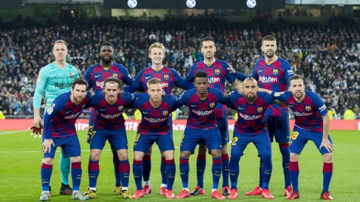 Barcelona ta cancanci buga wasan karshe na gasar Spanish Super Cup bayan data doke Sociedad a bugun daga kai sai gola
