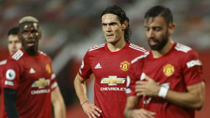 'Yan wasan gaba na Manchester United basu kai kwarewar Cavani ba>>Pogba