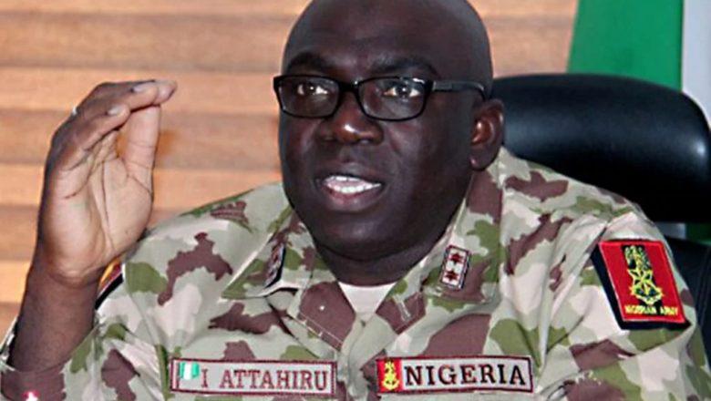 Shugaban Sojojin Najeriya ya tafi jihar Borno saboda harin da Boko Haram suka kai