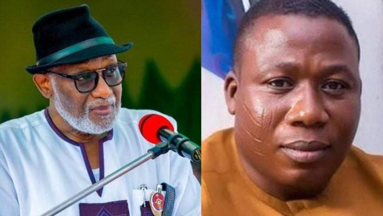 Dole ce tasa Sunday Igboho ya fara korar Fulani>>Gwamnan Ondo ya kare me korar Fulani