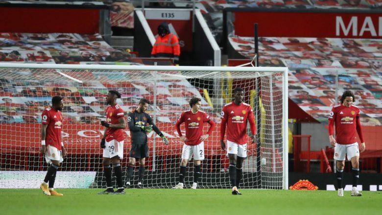 Manchester United 3-3 Everton: Calvert Lewin yaci kwallo ana daf da tashi wasa