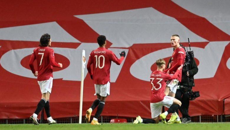 McTominay ya taimakawa Manchester United da kwallo guda ta lallasa West Ham kuma ta cancanci buga wasannin kusa da karshe na gasar kofin FA