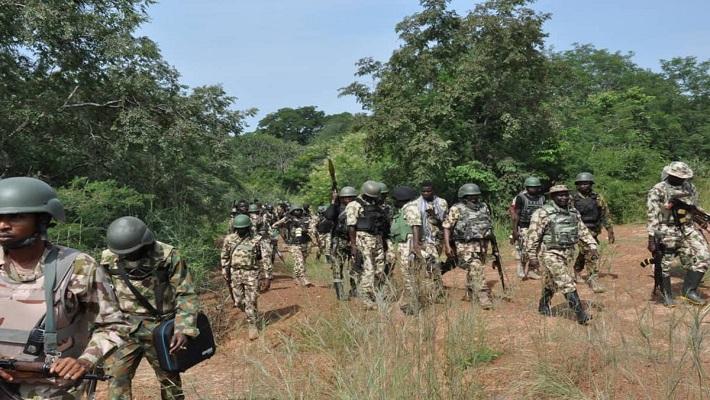 Sojojin Najeriya sun kwato Marte daga Boko Haram