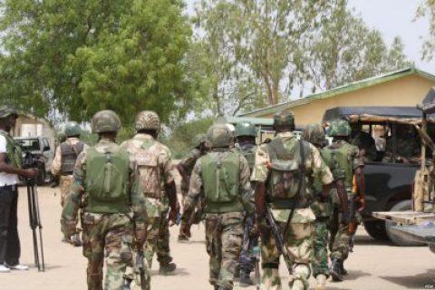 Boko Haram sun kaiwa Sojojin Najeriya hari inda suka kashe sojojin da kwace sansaninsu